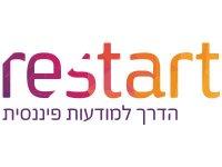 עיצוב לוגו עבור חברת ריסטרט