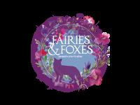 עיצוב לוגו ייחודי ל-Fairies & Foxes