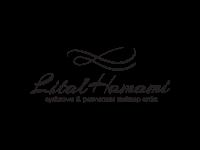 עיצוב לוגו יוקרתי לקוסמטיקאית ליטל חממי
