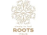 בניית לוגו לחברת התיירות Roots Italia