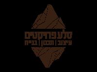 עיצוב לוגו עבור חברת סלע פרויקטים