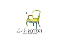 עיצוב לוגו מקורי לסדנא של מיכל מקיבוץ כפר מנחם